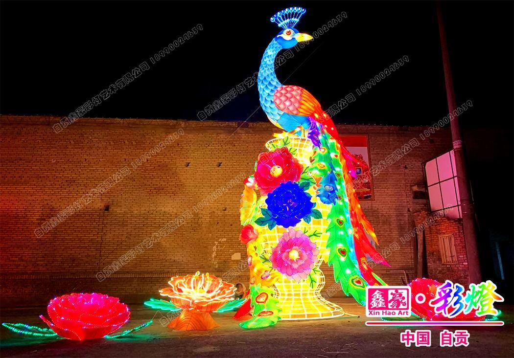 傳承千年傳統曆史文化自貢彩燈的發展